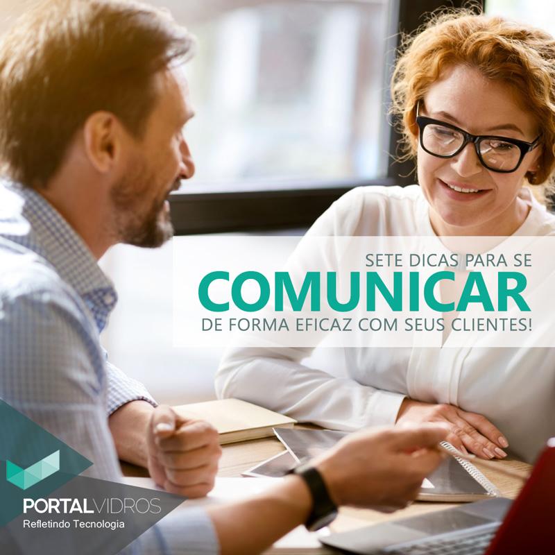 Sete dicas para se comunicar de forma eficaz com seus clientes!